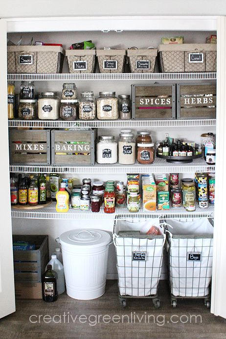 Fantastic 15 Clever Pantry Organization Ideas And Tricks How To Download Free Architecture Designs Scobabritishbridgeorg