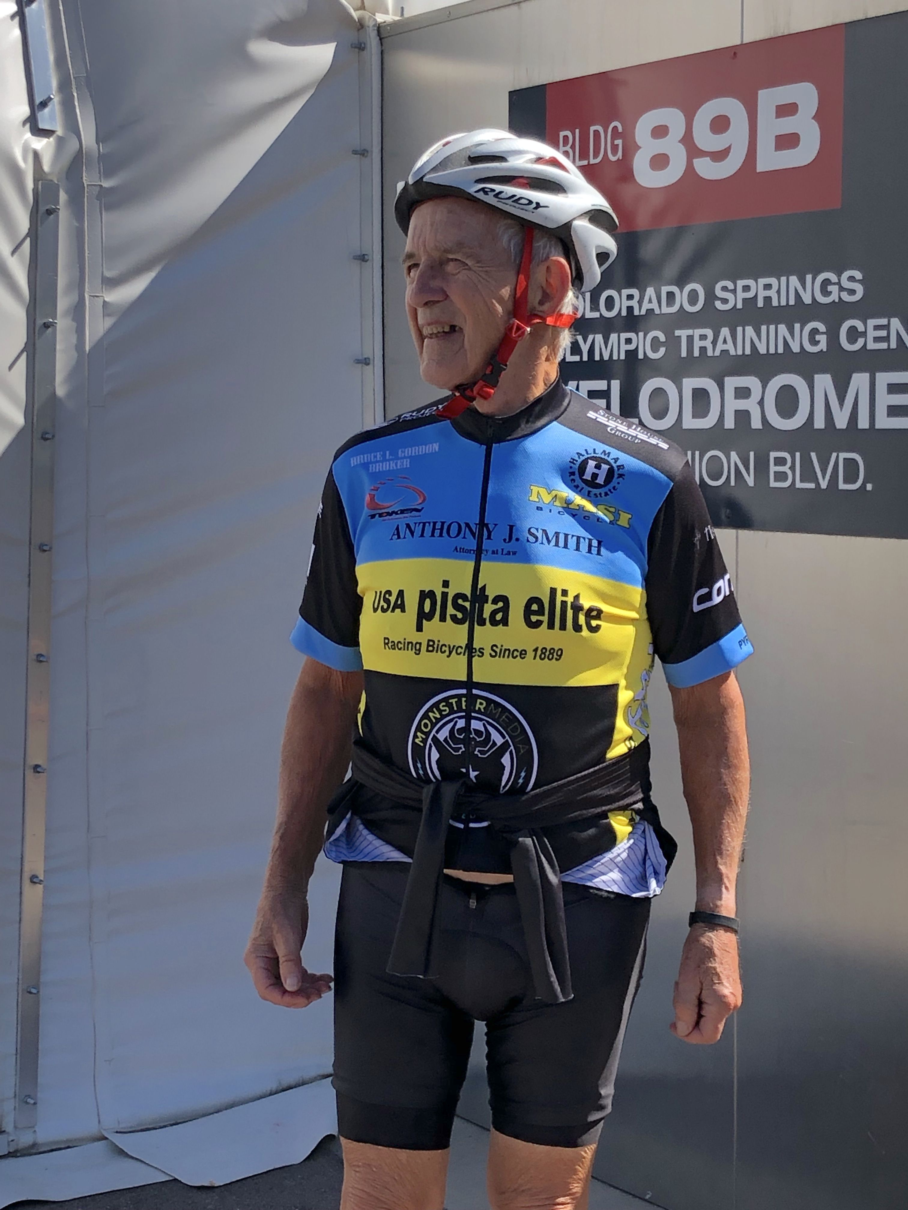 4 Life Lessons From the 91-Year-Old Cyclist Who Just Keeps Breaking Records