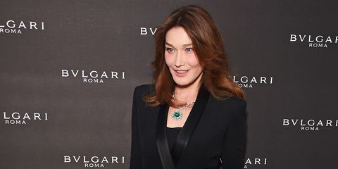 0d6a0c417f Carla Bruni Sarkozy's Greatest Style Moments