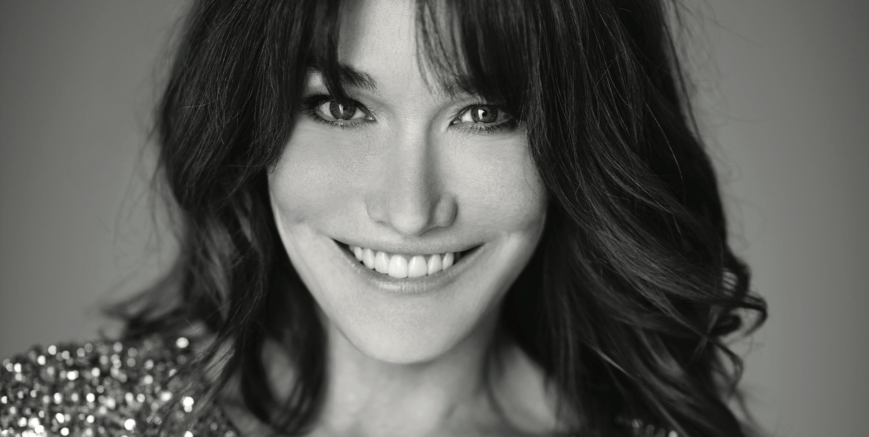 Carla Bruni intervista