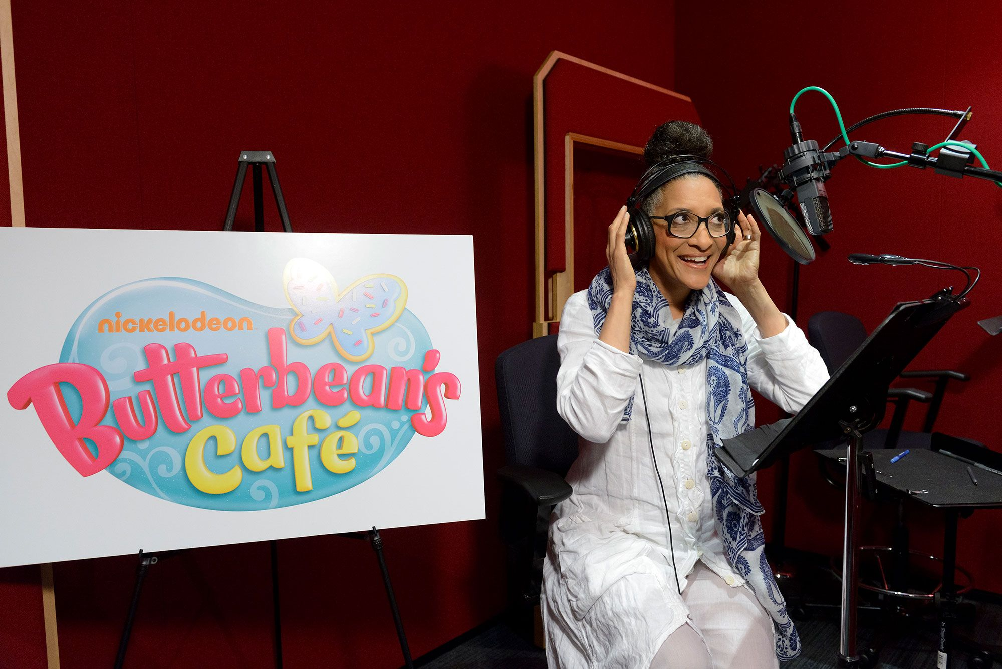 EXCLUSIVE: Carla Hall's Newest Gig Is Unlike Anything She's Ever Done Before