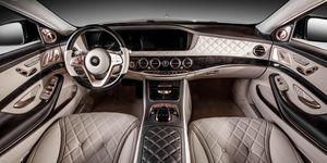 Mercedes-Maybach Aurum Edition By Carlex Design