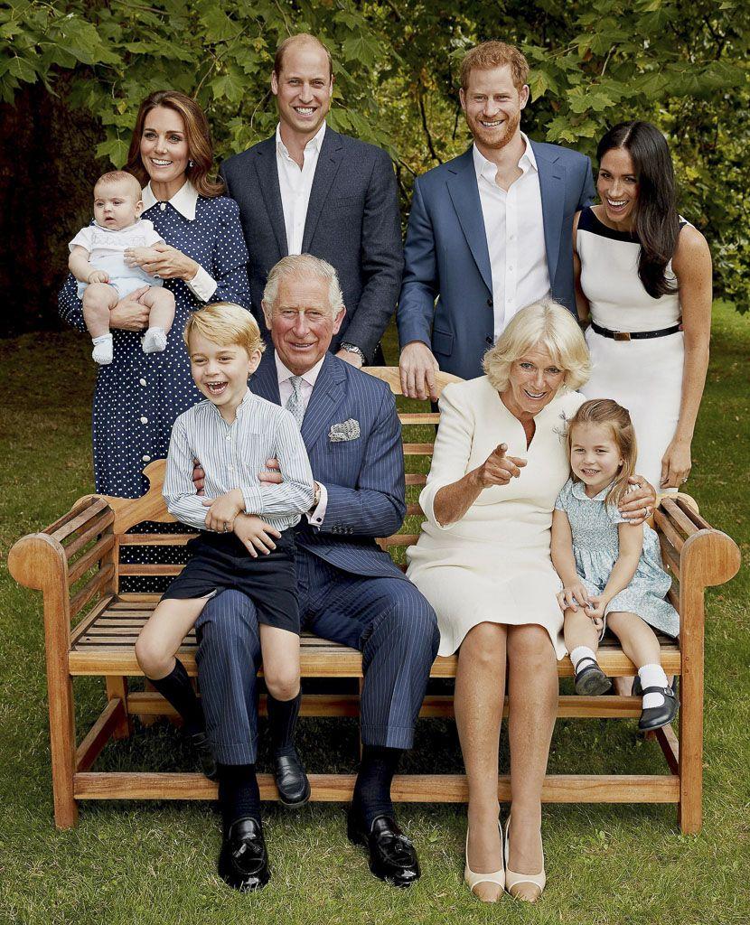 El príncipe de Gales celebra su cumpleaños con fotos oficiales