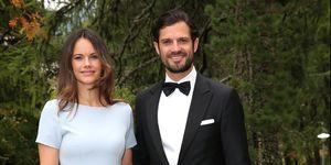 Los duques en la boda de Konstantin de Bavaria y Deniz Kaya