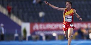 Mínimas RFEA para el Europeo de atletismo sub-23 de Gavle 2019