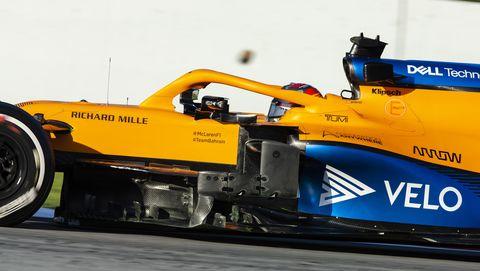 F1 Winter Testing in Barcelona - Day 1