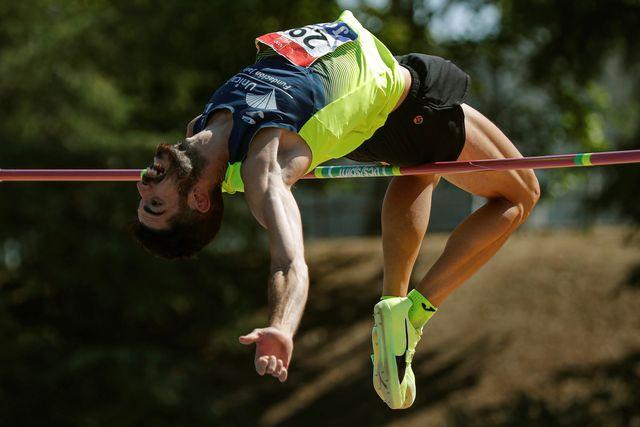 carlos rojas se proclama campeón de españa con un salto de altura de 2,26 metros, la sexta mejor marca de la historia de un español
