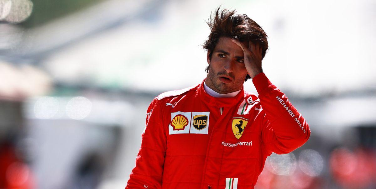 """Sainz, decepcionado: """"Por seis milésimas no estamos celebrando una Q3"""""""