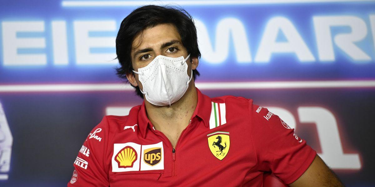 Sainz afirma que Ferrari tiene un plan para solucionar su problema