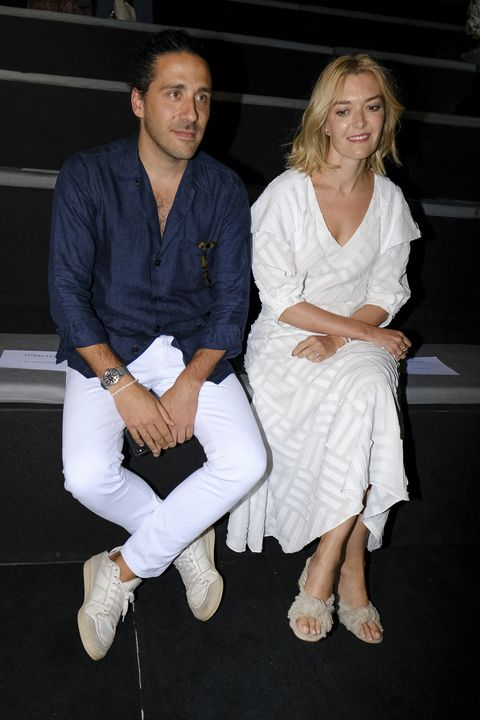 Day 4 - Front Row - Mercedes Benz Fashion Week Madrid Spring/Summer 2020