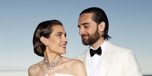 Carlota Casiraghi, Grace Kelly, Carlota Casiraghi y Dimitri Rassam, Carlota Casiraghi looks, Carlota Casiraghi boda vestido, Grace Kelly collar