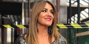 Carlota Corredera revela quién la vestirá en la boda de Belén Esteban y es una persona muy especial para ella.