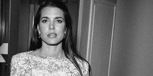 Carlota de Mónaco confía en Yves Saint Laurent para su primer vestido de novia