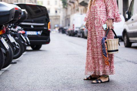 street style september milan fashion week springsummer