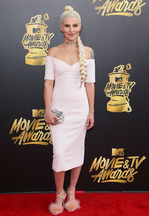 2017 mtv movie and tv awards  arrivals
