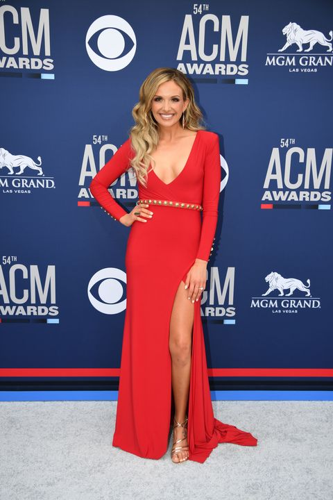 US-ENTERTAINMENT-MUSIC-COUNTRY-ARRIVALS-award