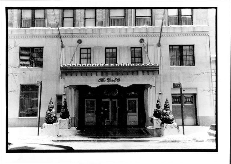 George in new documentary about the Carlyle Hotel Carlyle-in-snow-1522860912