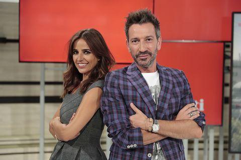 Carmen Alcayde y David Valldeperas