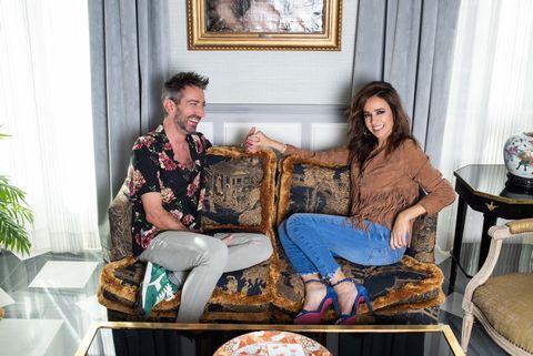 David Valldeperas y Carmen Alcayde