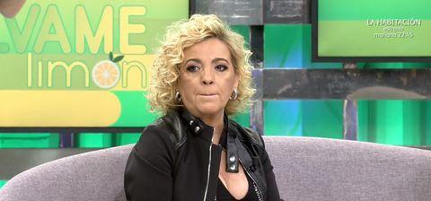 Carmen Borrego,Carmen Borrego cambio de look,Carmen Borrego Sálvame,Carmen Borrego look cañero,Carmen Borrego pérdida de peso