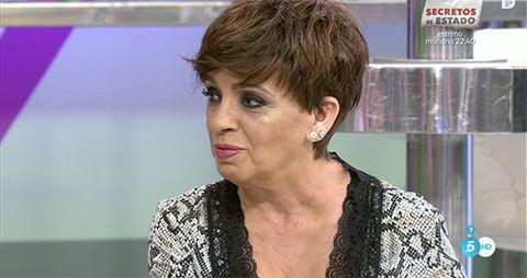Carmen Borrego sálvame