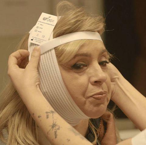 Así será el capítulo de 'Las Campos' en el que Carmen Borrego muestre su nuevo rostro tras su operación de papada.