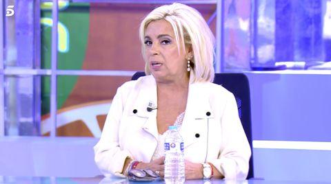 carmen borrego contesta a los ataques de edmundo de manera tajante