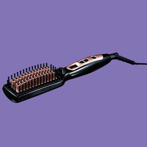 Carmen Digital Straightening Brush