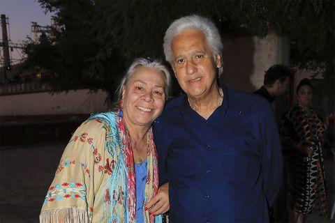 Carmen Gahona y Chiquetete