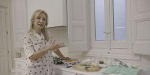 Carmen Lomana es la anfitriona de Ven a cenar conmigo Gourmet Edition