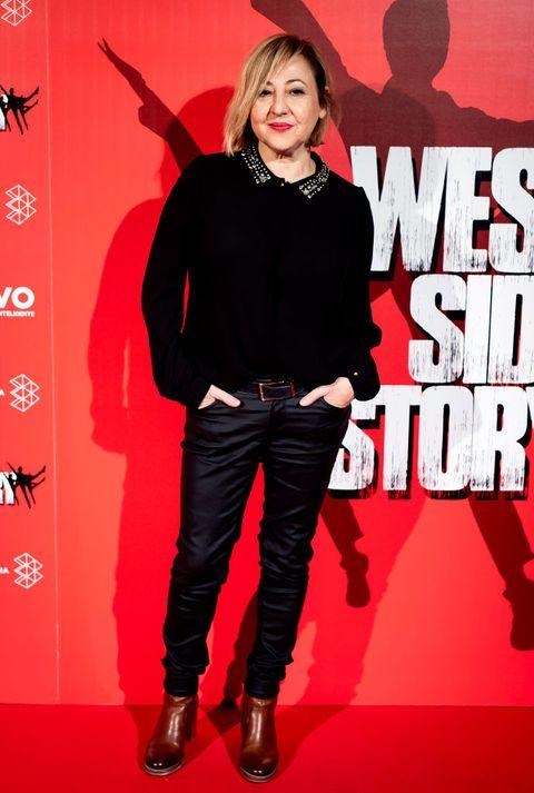 West Side Story Premiere in Madrid