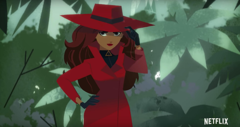 Carmen Sandiego Season 2 Release Date On Netflix Episode 1 Cast