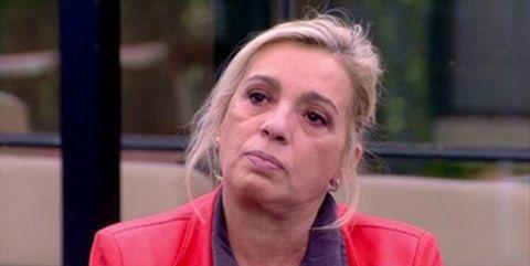 Carmen Borrego en 'Sálvame Okupa'