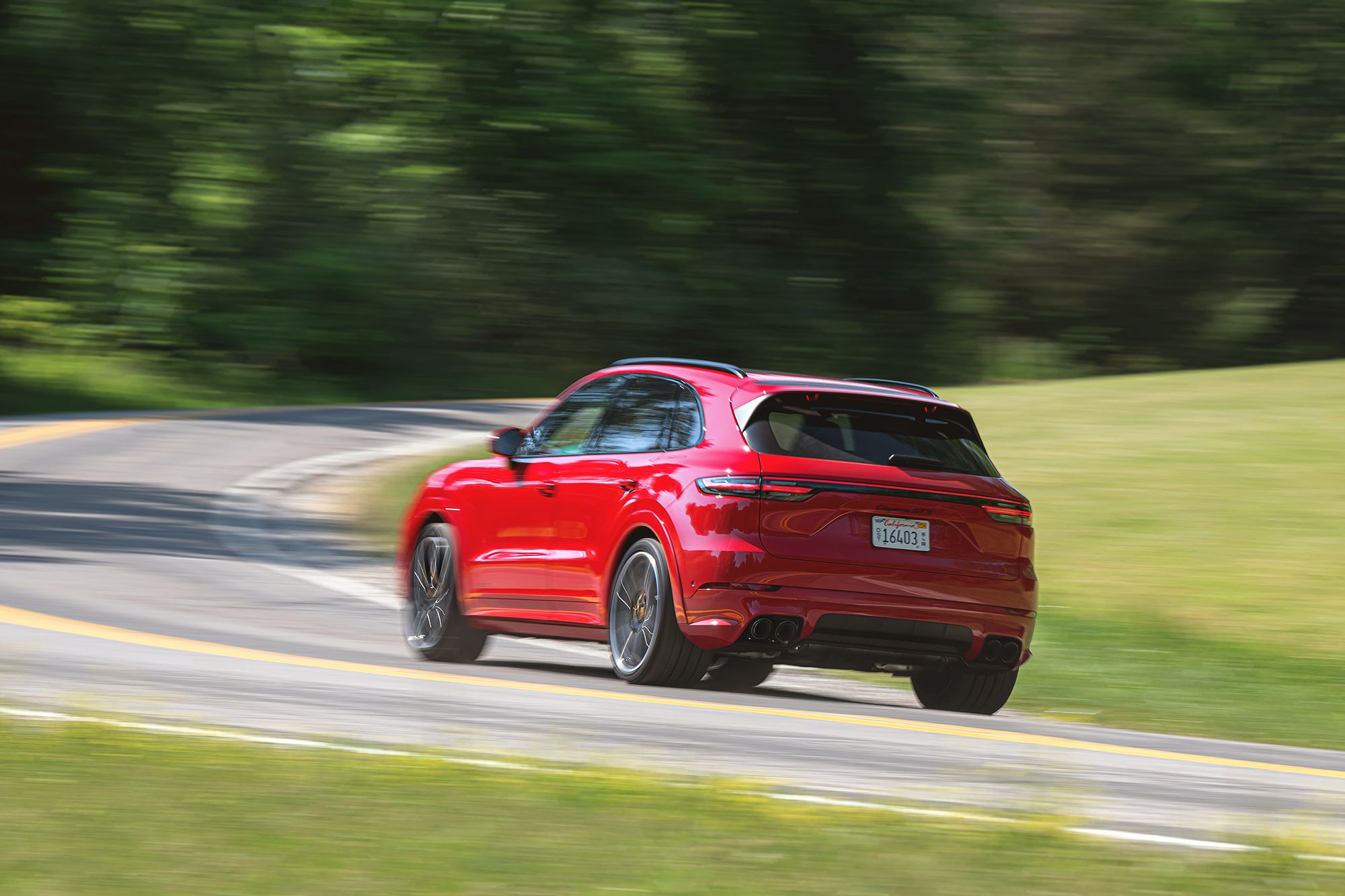 The 2021 Porsche Cayenne Gts Is A Discount Turbo