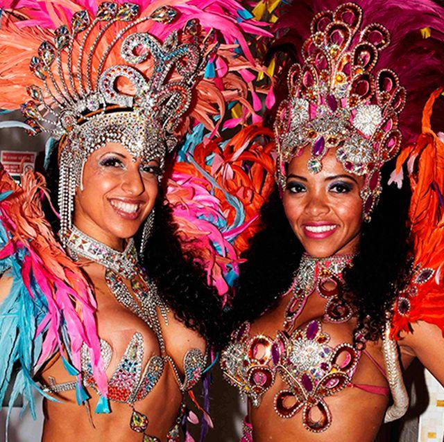 Carnavale at Sushisamba restaurant, London