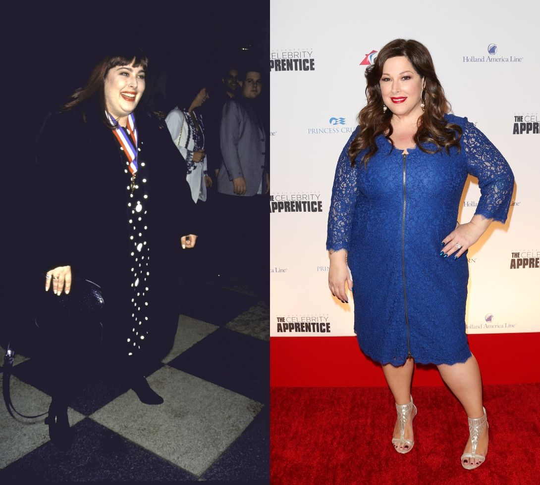 Celebrity weight loss stories uk