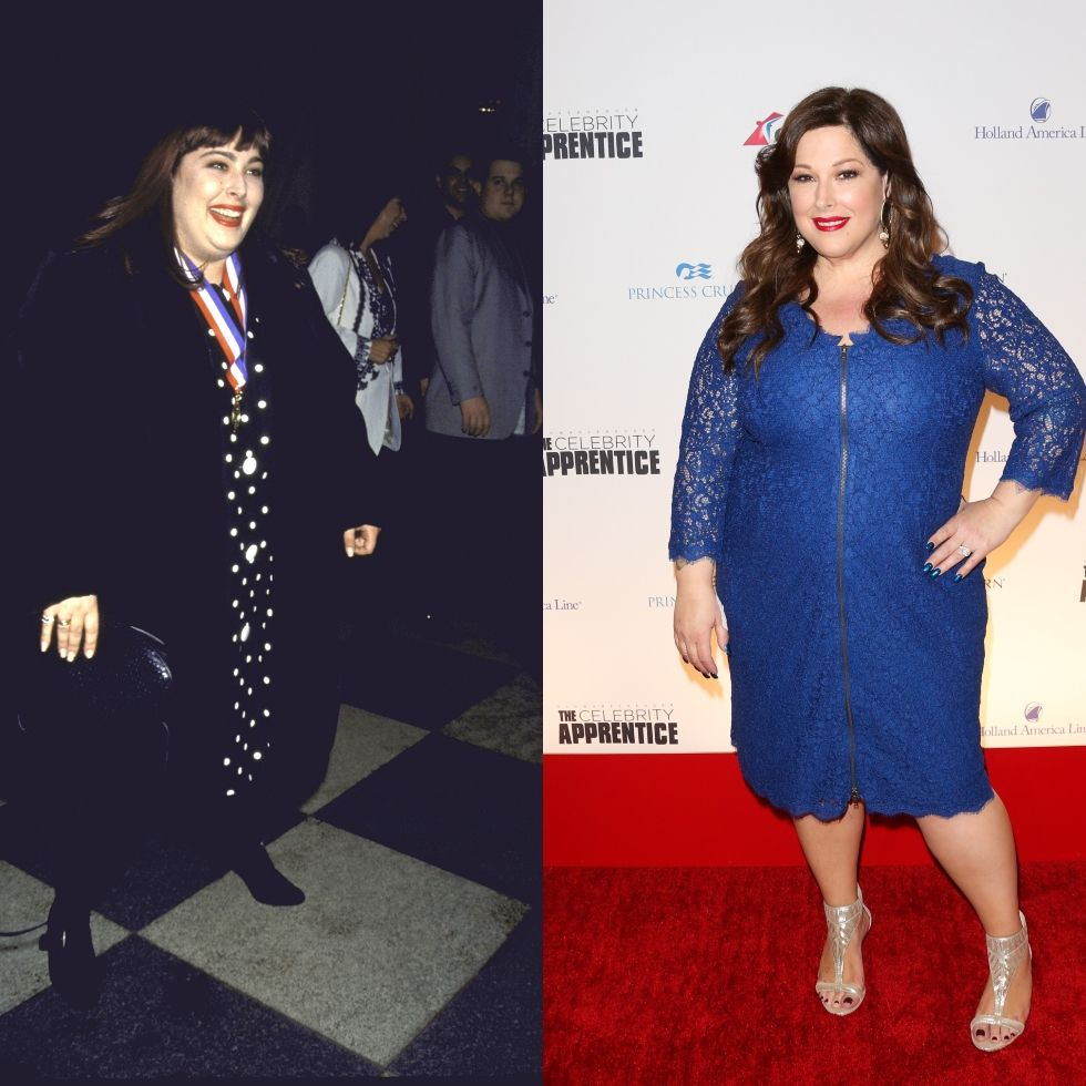 30 Celebrity Weight Loss Transformations With Before After Photos
