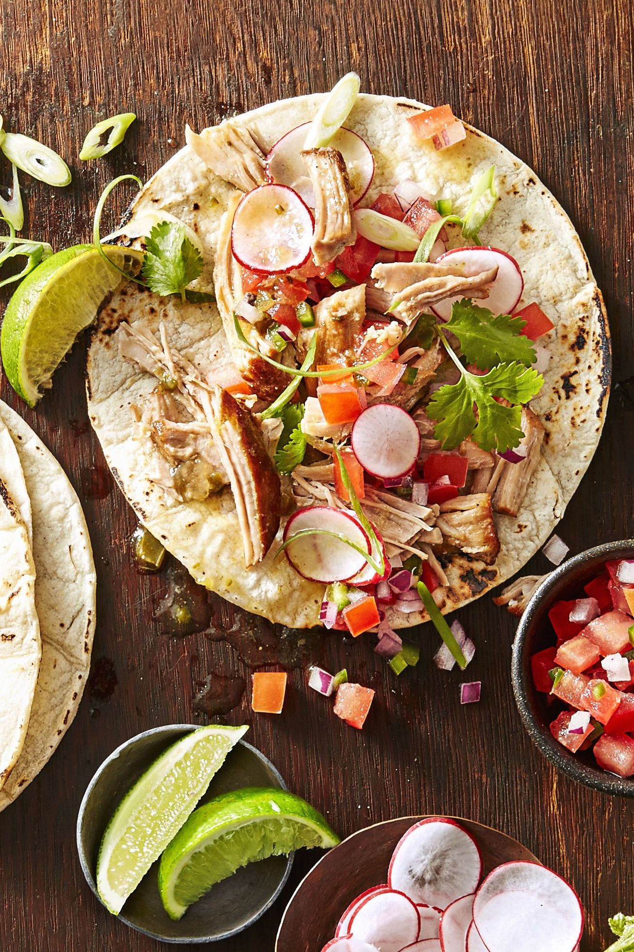 Carnitas Tacos - Cinco de Mayo Recipes