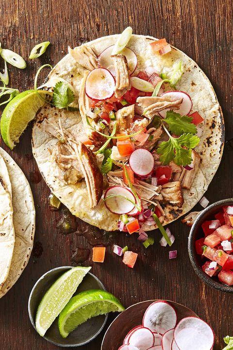Carnitas Tacos - Cinco de Mayo Recipes