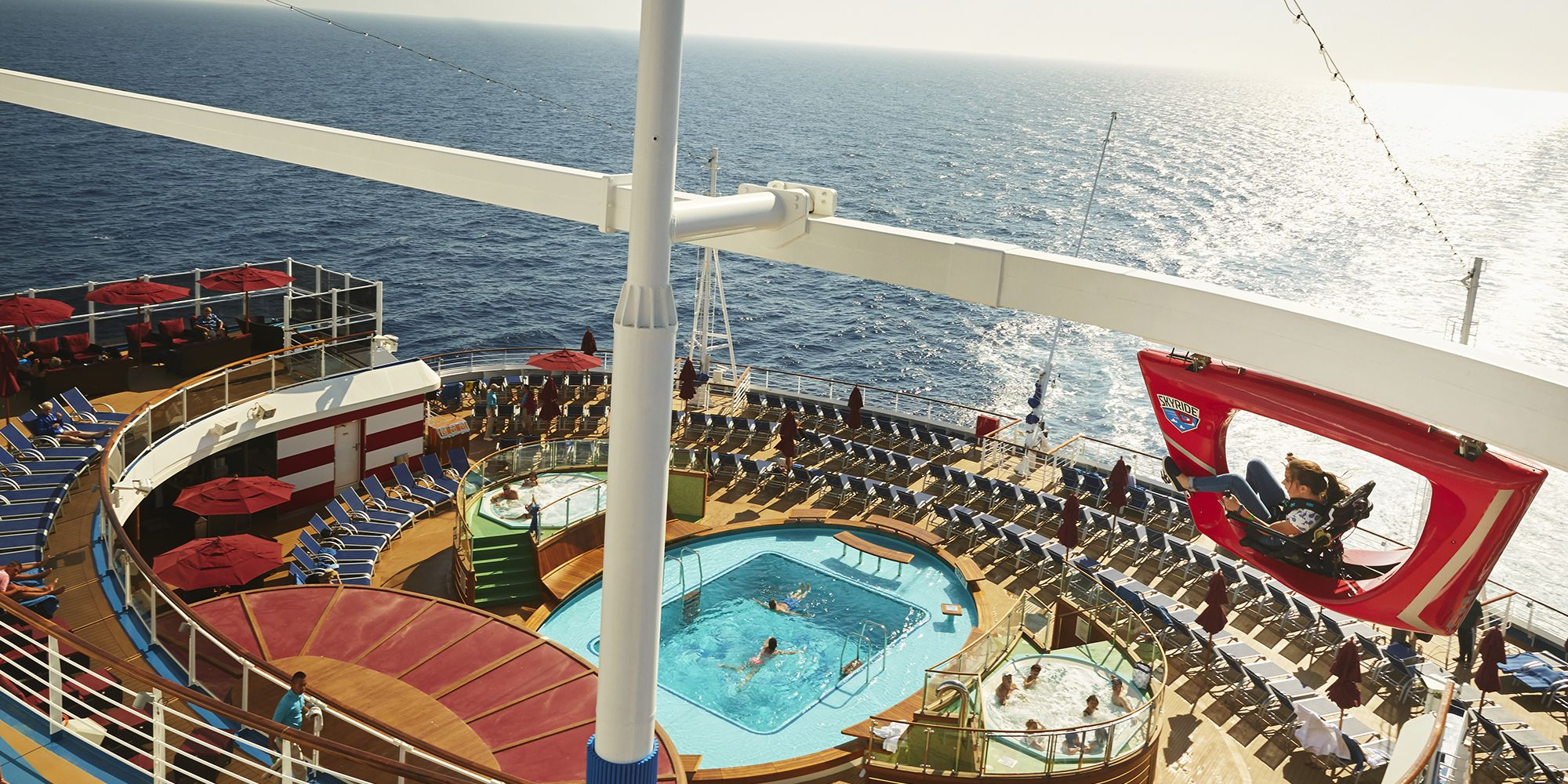 Carnival Cruise SkyRide