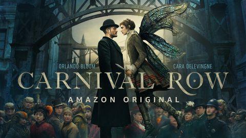 'Carnival Row' Trailer Amazon Prime Video - Comic Con 2019