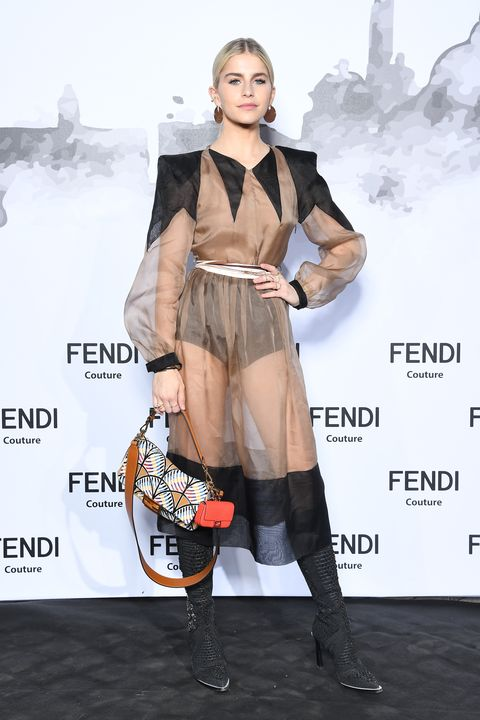 Fendi Couture Fall Winter 2019/2020 - Cocktail