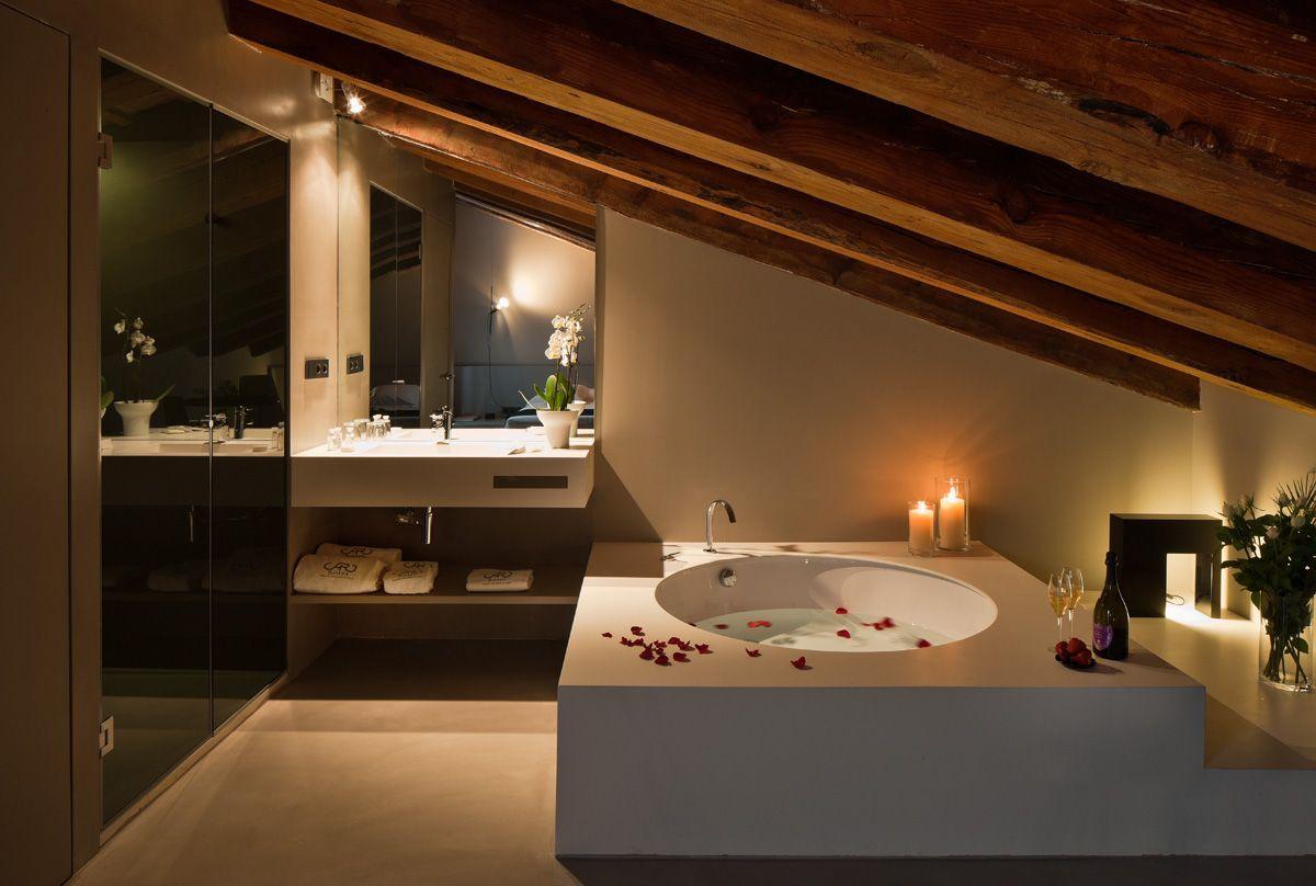 Hotel romántico para una escapada en pareja
