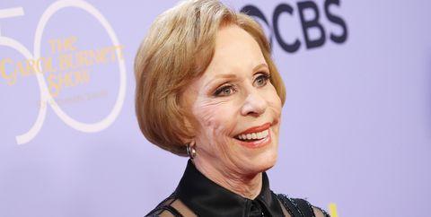 CBS' 'The Carol Burnett Show 50th Anniversary Special' - Arrivals