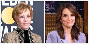 carol burnett tina fey carrie and me movie