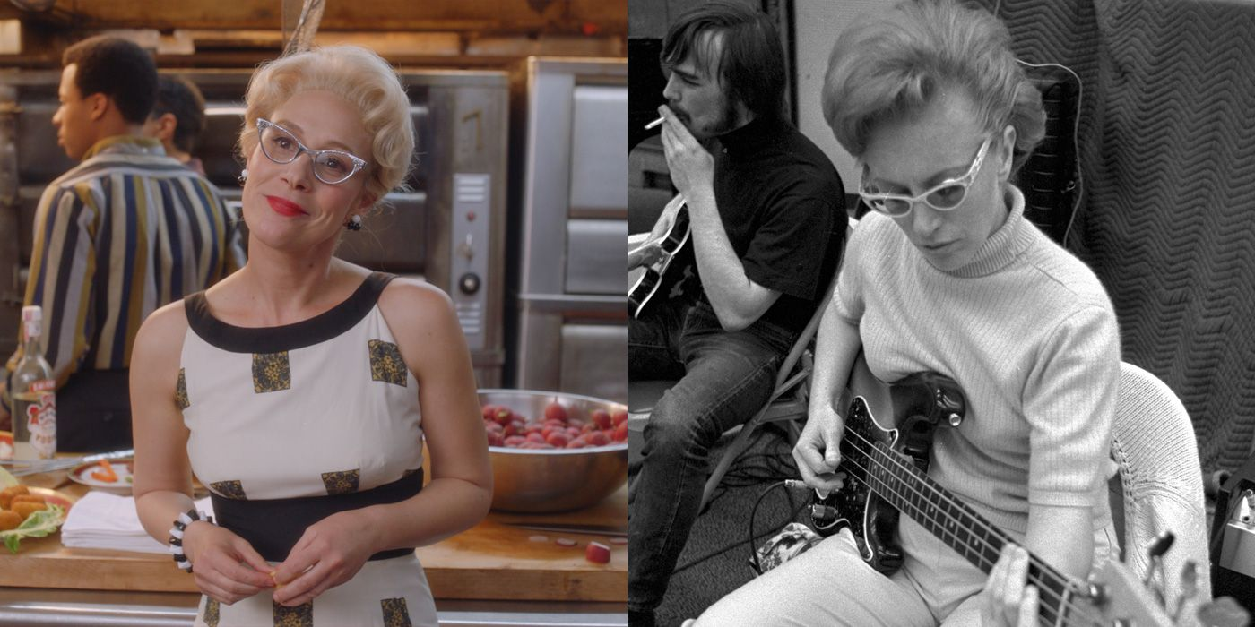 The Bassist in Marvelous Mrs. Maisel Is Inspired By the Revolutionary Real-Life Musician Carol Kaye