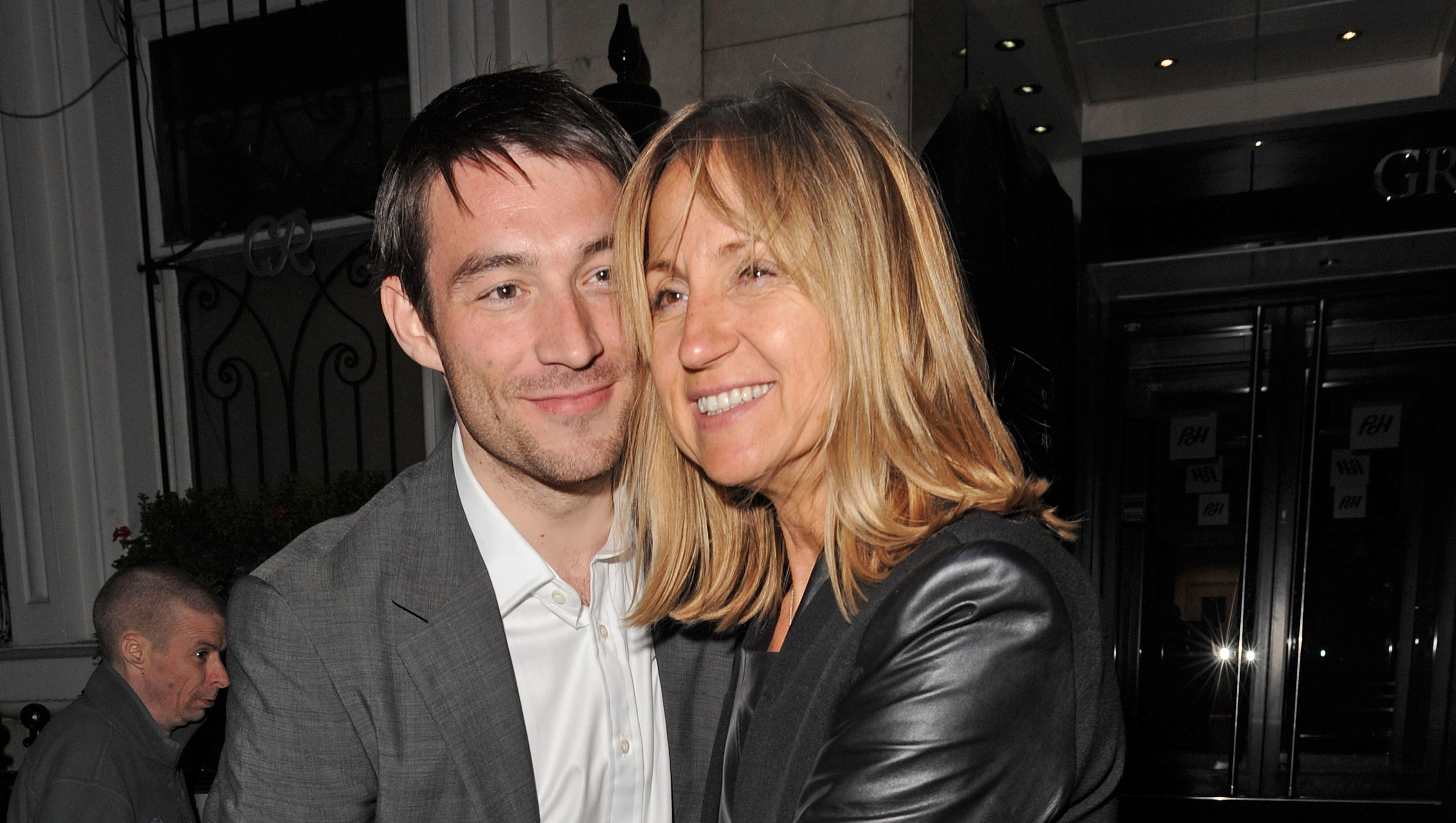 Loose Women's Carol McGiffin secretly marries her boyfriend Mark
