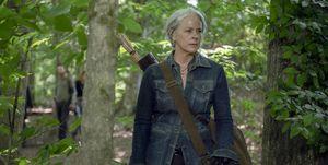 Carol, The Walking Dead season 10, episode 8