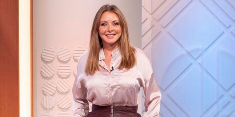 'Lorraine' TV show, London, UK - 22 Oct 2018