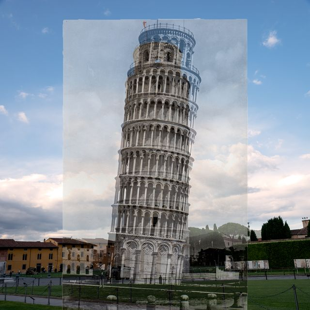 Daytime, Architecture, Tower, Tower block, Facade, City, Landmark, Land lot, Plain, Urban design,